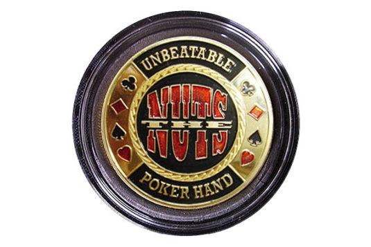 Card Guard Poker Hand