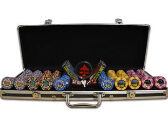 maletín poker casino stars