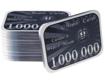 Placa Cerámica Montecarlo 1.000.000