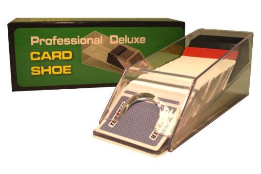 Sabot de cartas 6 barajas