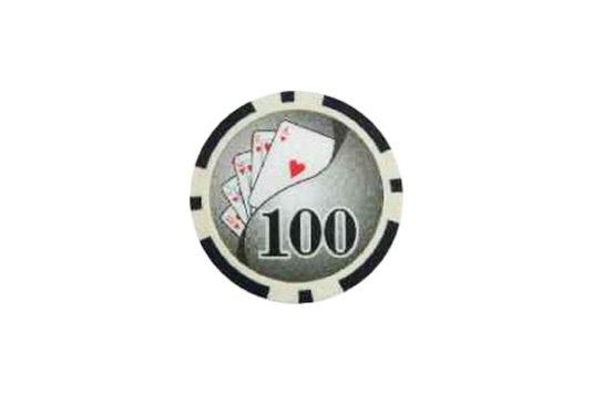 Ficha Royal Flush 100