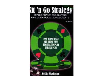 Collin Moshman Sit 'n Go Strategy