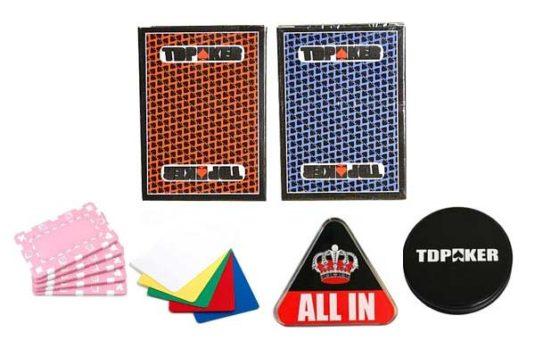Pack Poker Premium Quality
