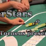 Torneos PokerStars vs Torneos presenciales